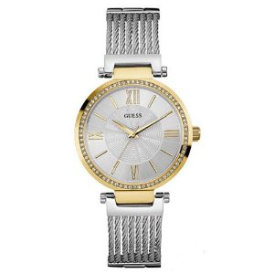 Relógio Feminino Guess W0638L7 Prata