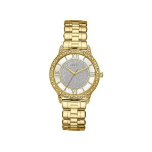 Relógio Feminino Guess W1013L2 Gold