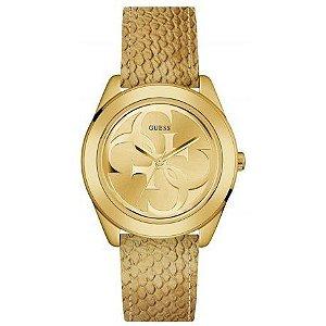 Relógio Feminino Guess W0895L8 Dourado
