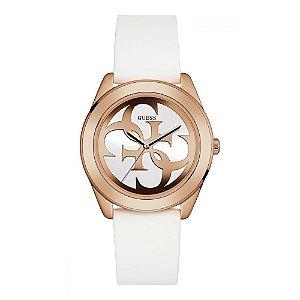 Relógio Feminino Guess W0911L5 Borracha Branca