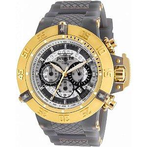 Relógio Masculino invicta Subaqua 24369 Cinza