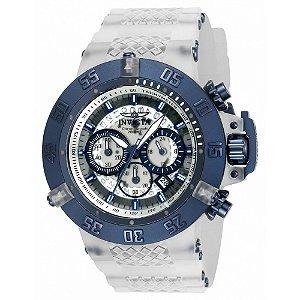Relógio Masculino invicta Subaqua 24363 Branco