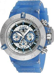 Relógio Masculino invicta Subaqua 24365 Azul