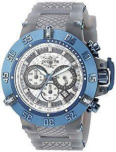 Relógio Masculino invicta Subaqua 24371 Cinza