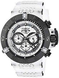 Relógio Masculino invicta Subaqua 24360 Branco