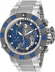 Relógio Masculino invicta Subaqua 26229 Prata
