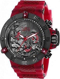 Relógio Masculino invicta Subaqua 26564 Bergonha