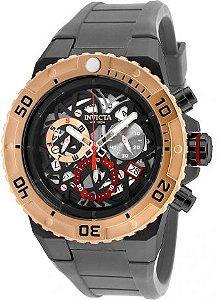 Relógio Masculino invicta Pro Diver 26073 Cinza