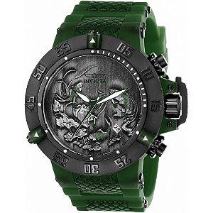 Relógio Masculino invicta Subaqua 26563 Verde