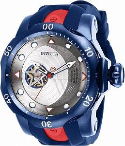 Relógio Masculino invicta Marvel 26062 Azul