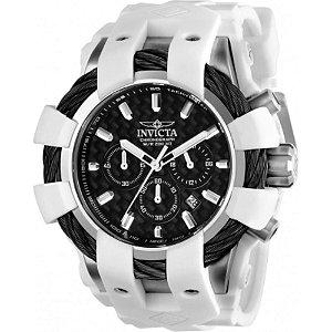 Relógio Masculino Invicta Bolt 23856 Calendário Cronógrafo