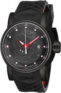 Relógio Masculino Invicta S1 Yakuza 18213 Preto
