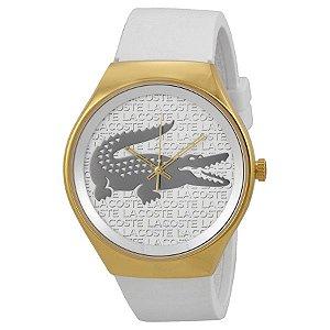 Relógio Feminino Lacoste 2000787 Branco