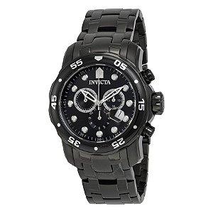 Relógio Masculino Invicta Pro Diver 0076 Preto