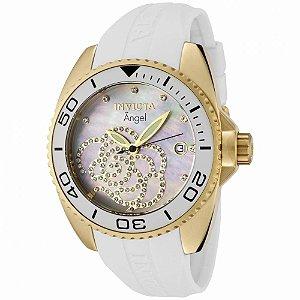 Relógio Feminino Invicta Angel 0488 Branco