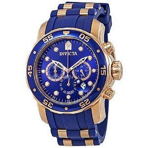 Relógio Masculino Invicta Pro Diver 18197 Azul