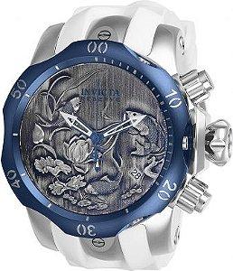 Relógio Masculino Invicta Venom 25722 Carpa Peixe