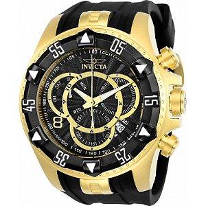 Relógio Masculino Invicta Excursion 24275 Pulseira Silicone Preta