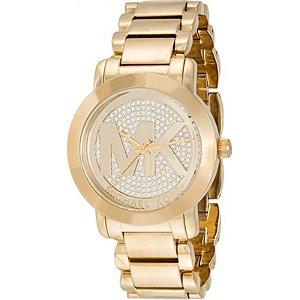 Relógio Feminino Michael Kors Mk3376 Dourado