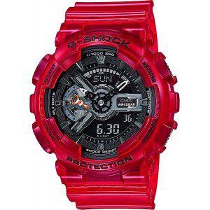 Relógio Masculino Casio G-Shock GA-110CR-4A Vermelho