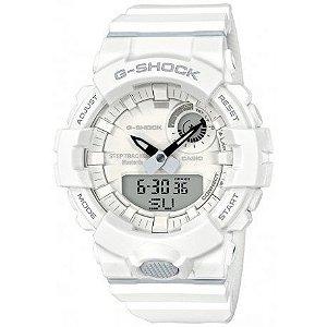 Relógio Masculino Casio G-SHOCK GBA-800-7ADR Branco