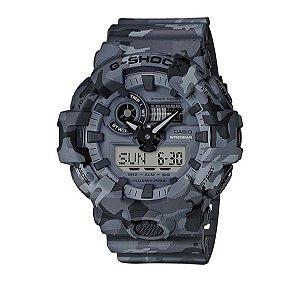Relógio Masculino Casio G-SHOCK GA-700CM-8ADR Cinza