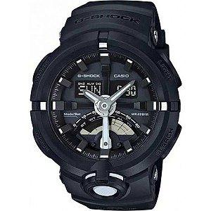 Relógio Masculino Casio G-SHOCK GA-500-1ADR Preto