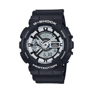Relógio Masculino Casio G-SHOCK GA-110bw-1ADR Preto