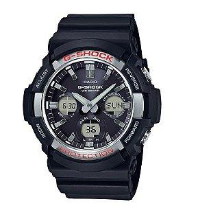 Relógio Masculino Casio G-SHOCK GAS-100-1ADR Preto