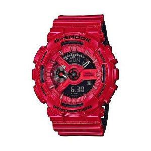 Relógio Masculino Casio G-SHOCK GA-110LPA-4ADR Vermelho