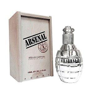 Perfume Masculino Gilles Cantuel Arsenal Platinum Eau de Parfum