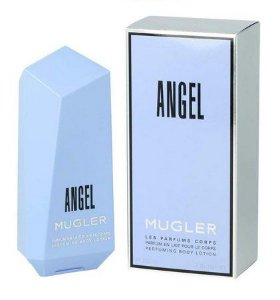 Hidratante Feminino Body Lotion Thierry Mugler Angel 200ml - Loção Corporal