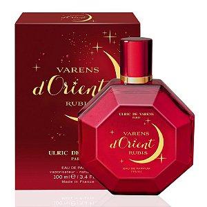 Perfume Feminino Ulric de Varens D'Orient Rubis Eau de Parfum 100ml
