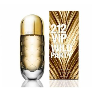 perfume Feminino Carolina Herrera 212 Vip Wild Party Eau de Toilette