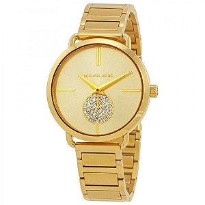 8ee882695f700 Relógio Feminino Michael Kors MK6272 Dourado - Mimports - Produtos e ...
