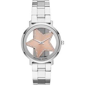 Relógio Feminino Michael Kors MK3815 Prata