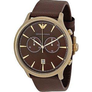 Relógio Masculino Emporio Armani  AR1793 Marrom