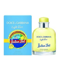 Perfume Masculino Dolce e Gabbana Italian Zest