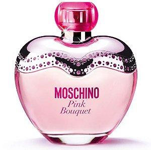 Perfume Feminino Moschino Pink Bouquet Eau de Toilette