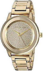 Relógio Feminino Michael Kors MK6209 Dourado Cravejado