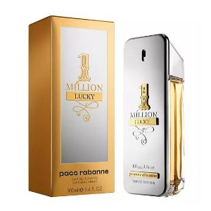 Perfume Masculino Paco Rabanne One Million Lucky Eau de Toilette