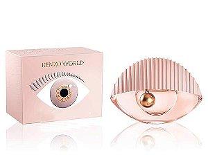 Perfume Feminino Kenzo World Edt