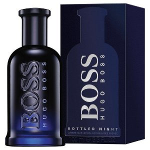Perfume Masculino Hugo Boss Bottled Night Eau de Toilette