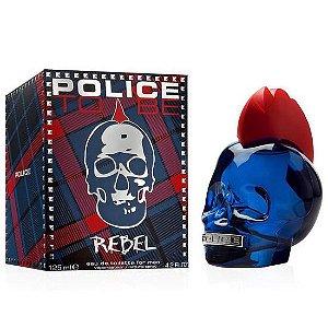 Perfume Masculino Police To Be Rebel Eau de Toilette