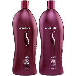 Kit Senscience True Hue Violet Shampoo + Condicionador