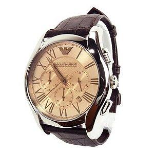 Relógio Masculino Empório Armani AR1785 Couro