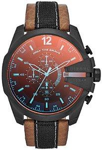 Relógio Masculino Diesel DZ4305 Couro