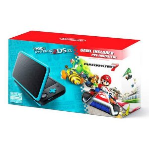 Console Nintendo 2DS XL New Mario Kart 7