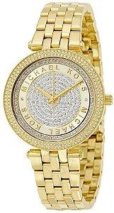 Relógio Feminino Michael Kors MK3445 Dourado