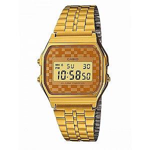 Relógio Unissex Casio Vintage A-159WGEA-9A Dourado